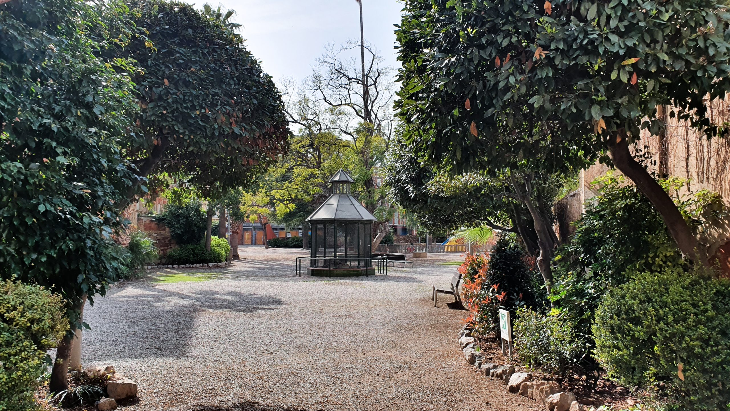 Parc dels Ocellets, Viladecans fase 1