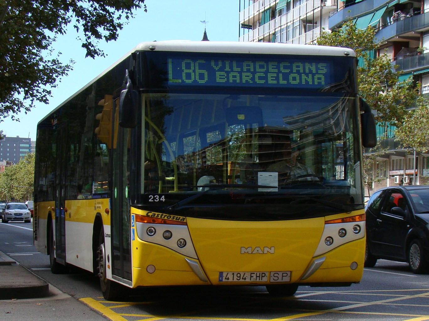 Bus L86