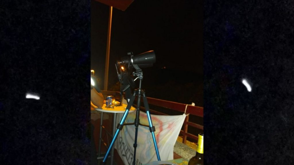 Imágenes de vecin@s de Viladecans de la nave SpaceX NASA en viladecans, noticias viladecans, viladecans noticias