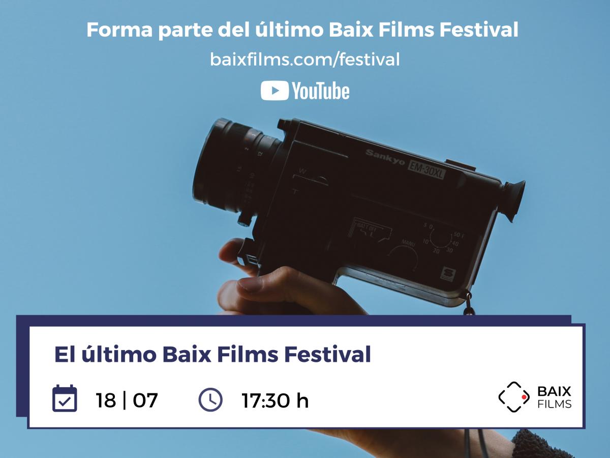 Estás listo para el festival de cine de Viladecans, baix films festival, baix films, viladecans noticias, noticias viladecans