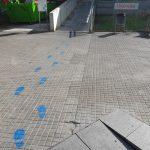 Acceso peatonal a Urgencias del Hospital de Viladecans cerrado hoy por mantenimiento, viladecans noticias, noticias viladecans
