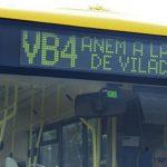 Información importante sobre el bus a la playa (VB4) , viladecans noticias, noticias viladecans