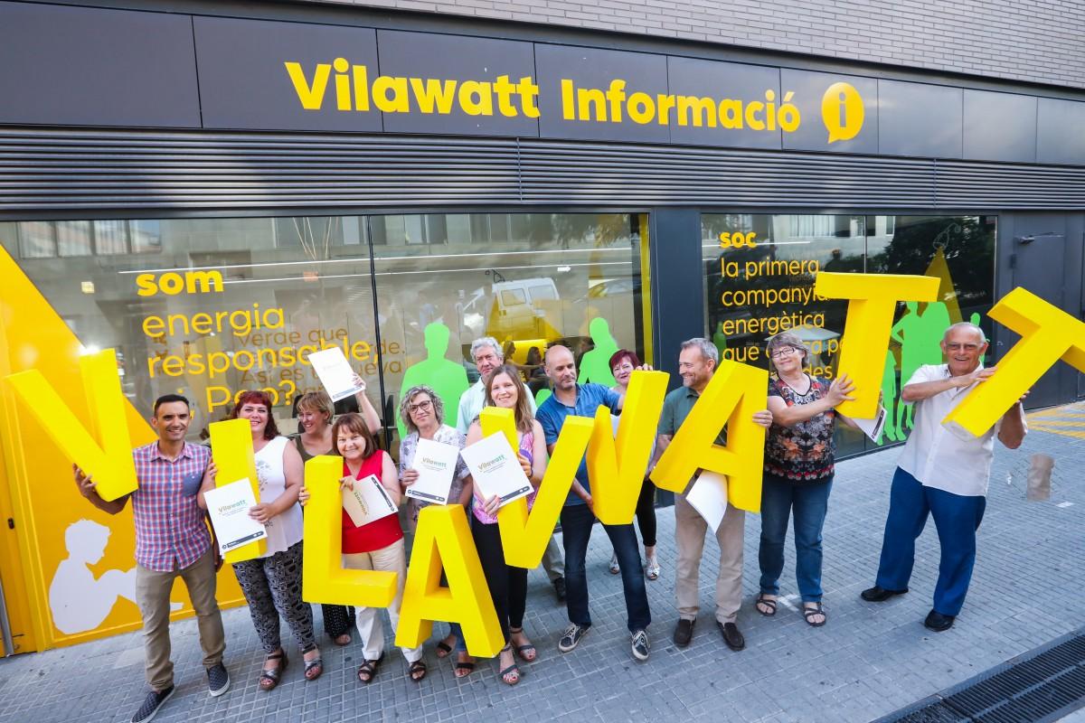 El proyecto Vilawatt - Viladecans News