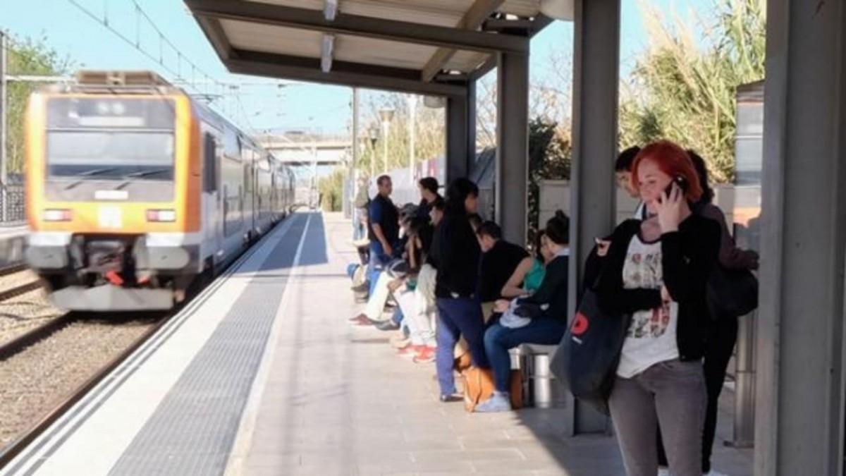 Afectaciones de tren de Viladecans este fin de semana, noticias viladecans, viladecans noticias