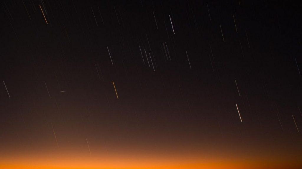 La lluvia de estrellas ya se puede ver en Viladecans. Mejores días y horas., noticias viladecans, viladecans noticias