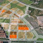 Vendidas 5 parcelas para construir viviendas en el sector Levante de Viladecans, viladecans noticias, noticias viladecans