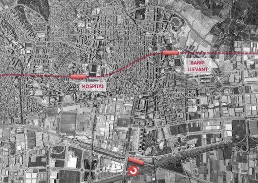 Línea metro Viladecans - Viladecans news