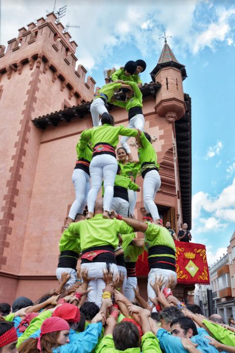 Castellers de Viladecans - Viladecans News