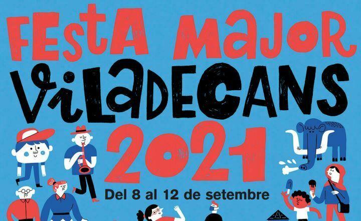 festa major viladecans 2021