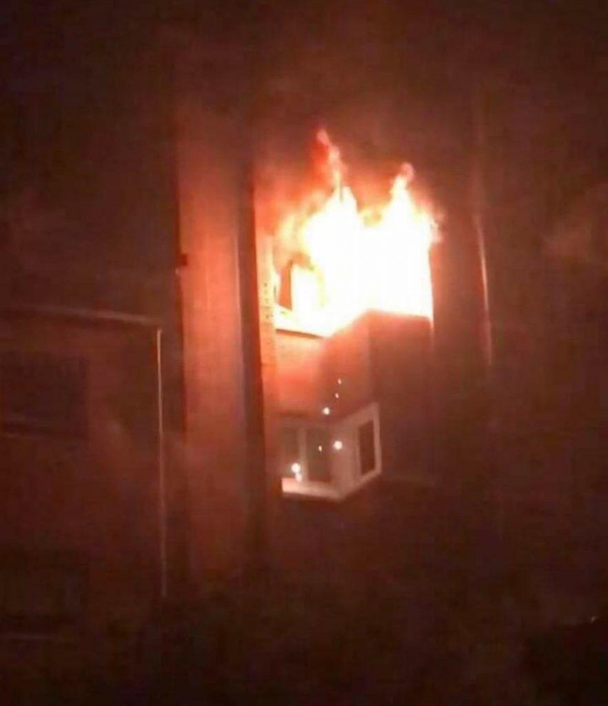 Un incendio quema el interior de una vivienda en Viladecans, incendio viladecans, noticias viladecans, domicilio se quema en viladecans, bomberos viladecans, viladecans news,