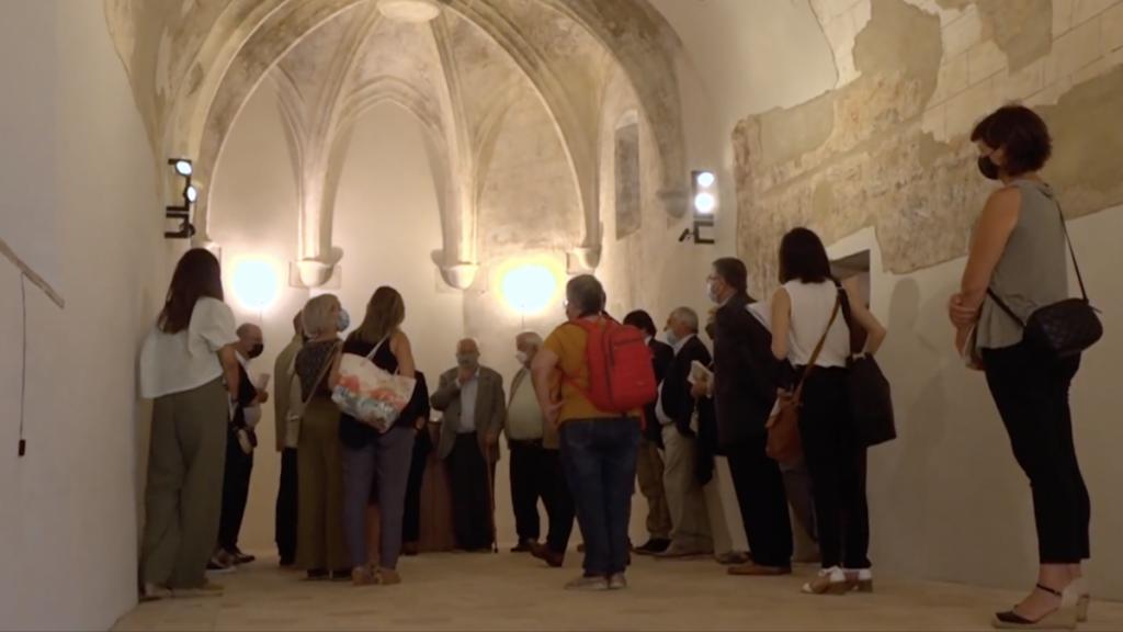 Restauración de la ermita - Viladecans News